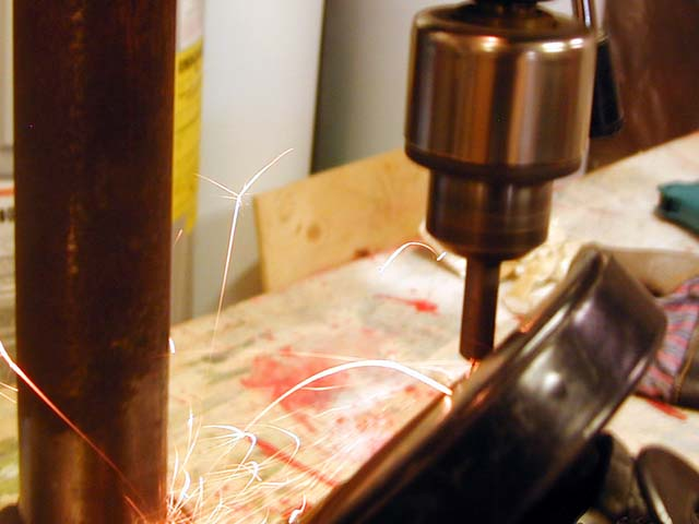 making centering punches